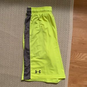 Under Armour Gym Shorts, Size M